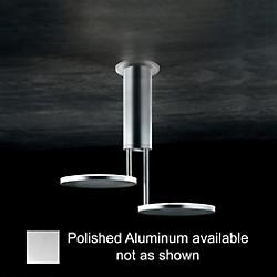 Invader LED Semi-Flushmount (Polished) - OPEN BOX RETURN