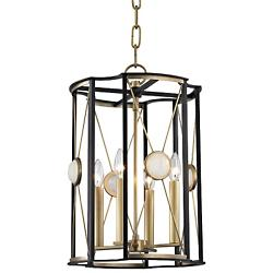 Cresson Pendant (Aged Brass/Small) - OPEN BOX RETURN