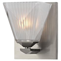 Hammond Wall Sconce (Satin Nickel) - OPEN BOX RETURN