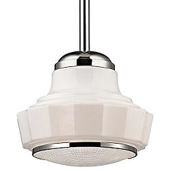 Odessa Pendant (Polished Nickel/Small) - OPEN BOX RETURN