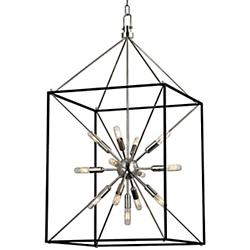 Glendale Pendant (Polished Nickel/Large) - OPEN BOX RETURN