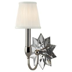Barton Wall Sconce (Polished Nickel) - OPEN BOX RETURN