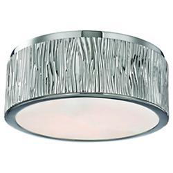 Crispin LED Flushmount