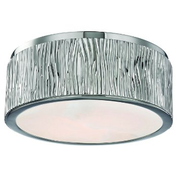 Shown in Polished Nickel finish, 9 inch