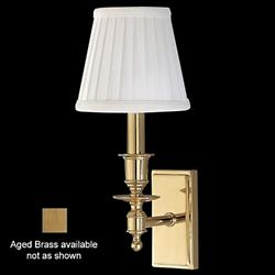 Ludlow Wall Sconce (Aged Brass) - OPEN BOX RETURN