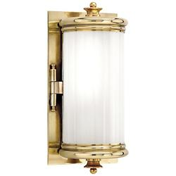 Bristol Wall Sconce (Aged Brass) - OPEN BOX RETURN