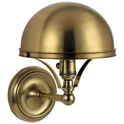 Covington Wall Sconce (Aged Brass) - OPEN BOX RETURN