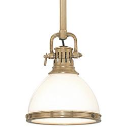 Randolph Pendant (Aged Brass/Medium) - OPEN BOX