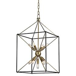 Glendale Pendant (Aged Brass/Medium) - OPEN BOX RETURN