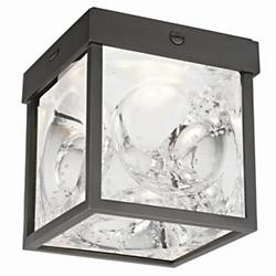 Calvin LED Flushmount (Old Bronze) - OPEN BOX RETURN