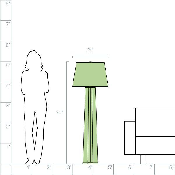 Woodmere Floor Lamp