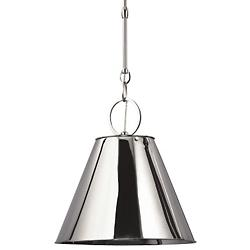 Altamont Pendant (Polished Nickel/Large) - OPEN BOX RETURN