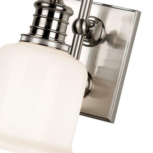 Keswick 1-Light Wall Sconce