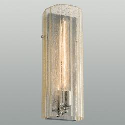 Libro Glass Wall Sconce