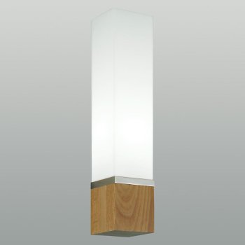 Cube Tall Wall Sconce