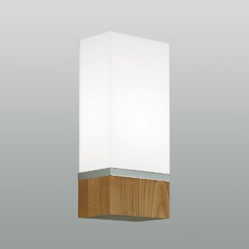 Cube Wide Wall Sconce