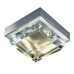 Crystal LED Flushmount