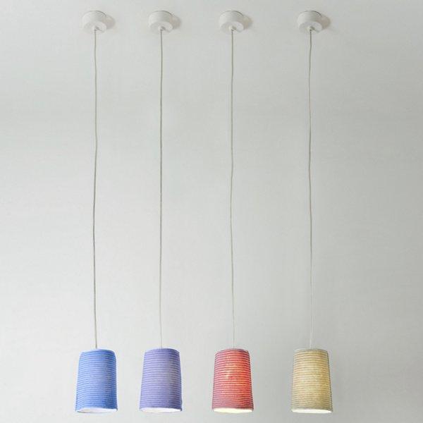 Paint Stripe Mini Pendant