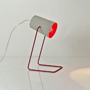 Paint Cemento Table Lamp