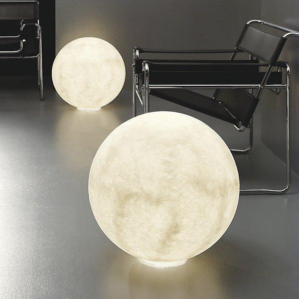 Moon Floor Lamp By In Es Art Design At