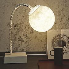 Micro T Luna Table Lamp