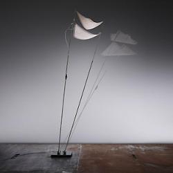 Dew Drops LED Floor Lamp
