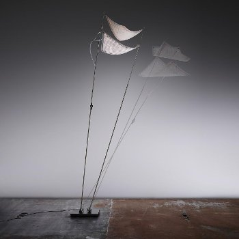 Dew Drops LED Floor Lamp