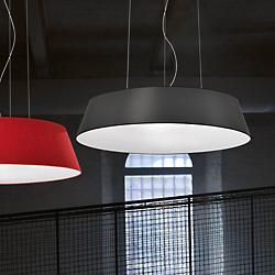 Mlampshades CO SO Pendant Light (XL/Black) - OPEN BOX RETURN