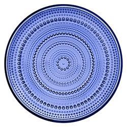Kastehelmi Dinner Plate - Ultramarine