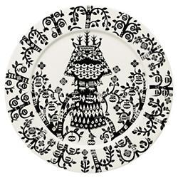 Taika Dinner Plate - Black