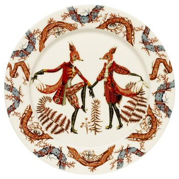 Tanssi Dinner Plate