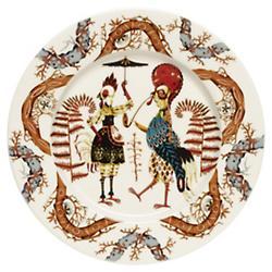 Tanssi Salad Plate