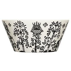 Taika Serving Bowl - Black