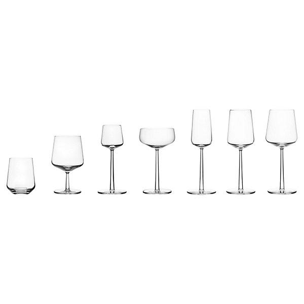 Essence Set of 4 Champagne Glasses