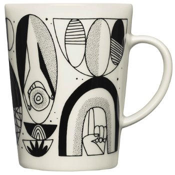 Graphics Mug Shaped/Shifted