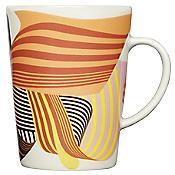 Graphics Mug Solid Waves