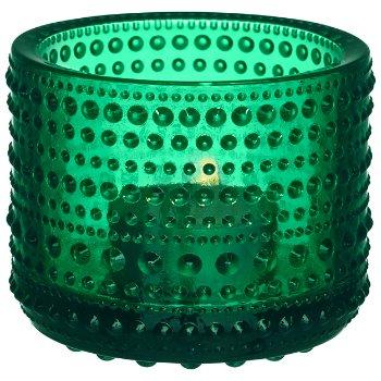 Kastehelmi Emerald Tealight Holder