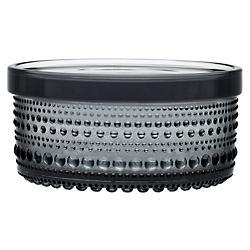 Kastehelmi Jar by Iittala (Grey/2.25 Inch) - OPEN BOX RETURN