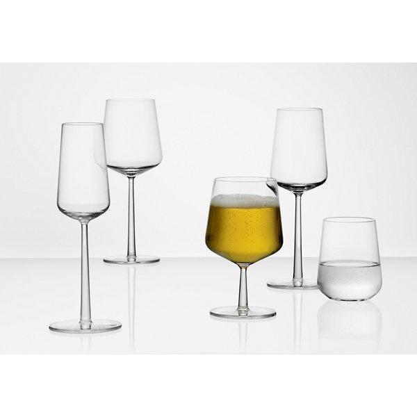 Essence Set of 2 White Wine Glasses