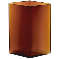 Ruutu Wide 10.75 Inch Vase