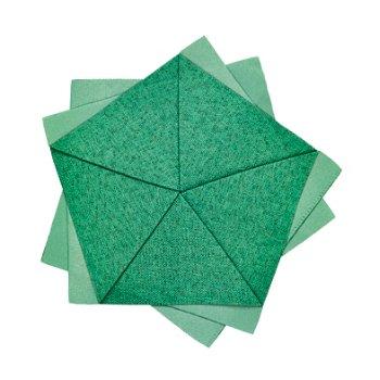 Shown in Emerald - 8 in
