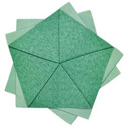 Iittala X Issey Miyake Table Flower (Emerald) - OPEN BOX