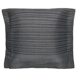 "Iittala X Issey Miyake Pleated Cushion Cover 20"" (Dark Grey) - OPEN BOX RETURN"