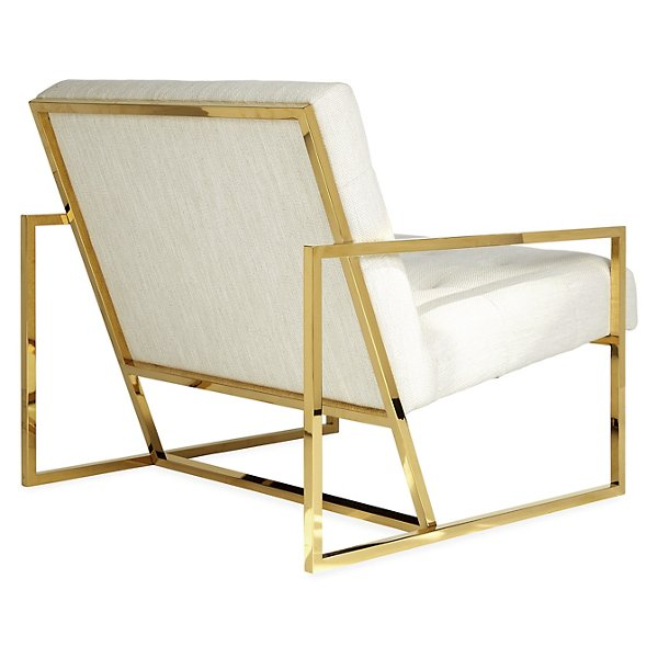 Goldfinger Lounge Chair