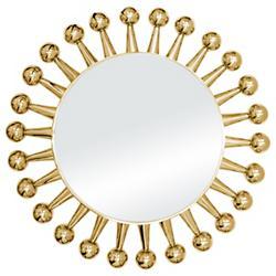 Jack Mirror (Brass) - OPEN BOX RETURN