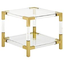 Jacques 2 Tier Accent Table