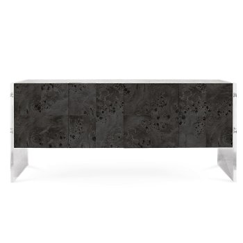 Shown in Charcoal finish