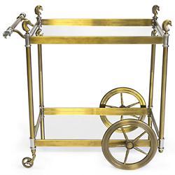 Cheval Bar Cart