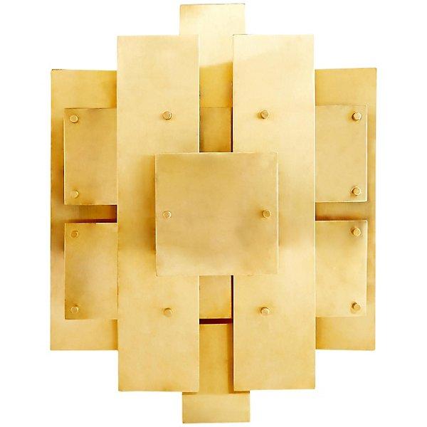 Puzzle Sconce