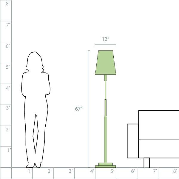 Jud Floor Lamp